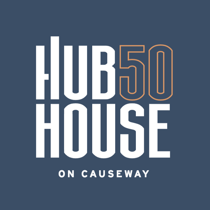 hub 50 logo