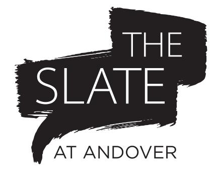 the slate logo